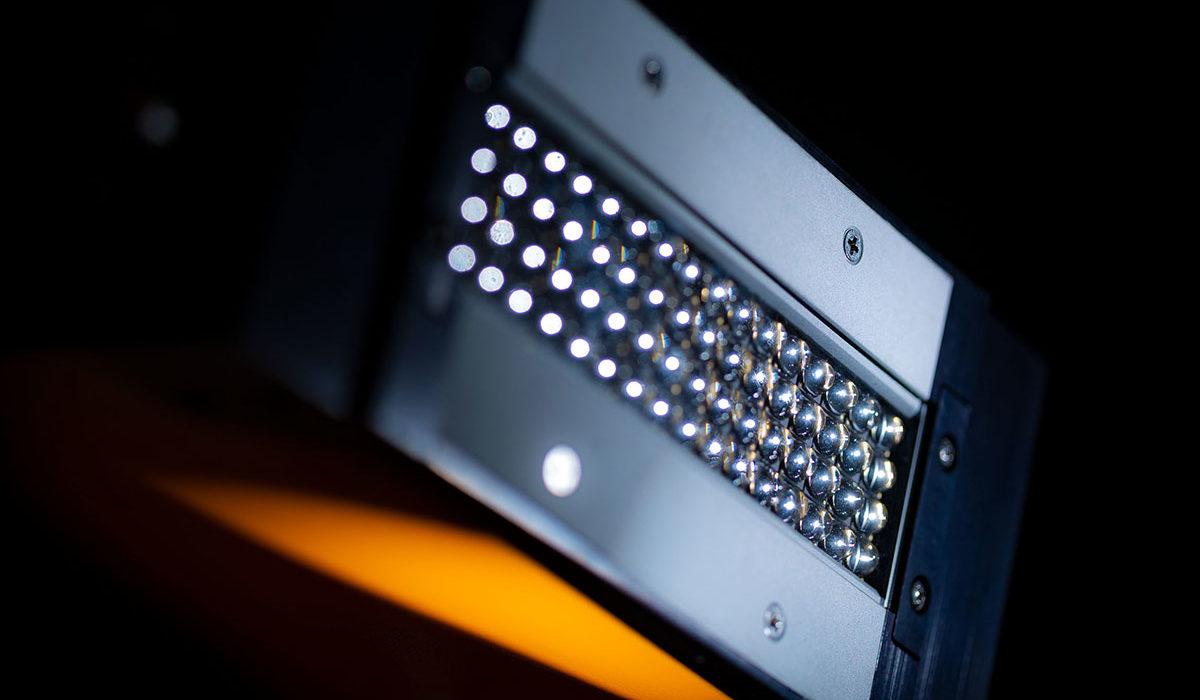 HPE power lampade UV led